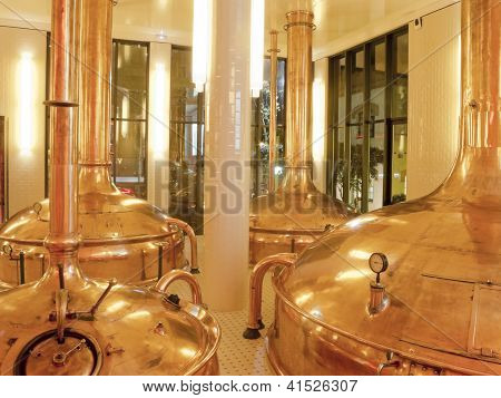 Antique Beer Factory