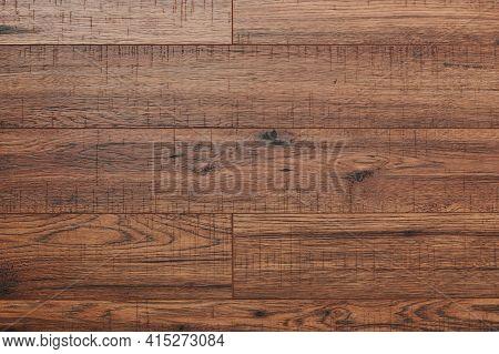 Striped Wooden Floor