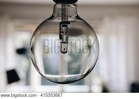 Old Bulb Hanging With Wall Beautiful Latest Bulb Picture New Technology Science Glass Bulb Transpare