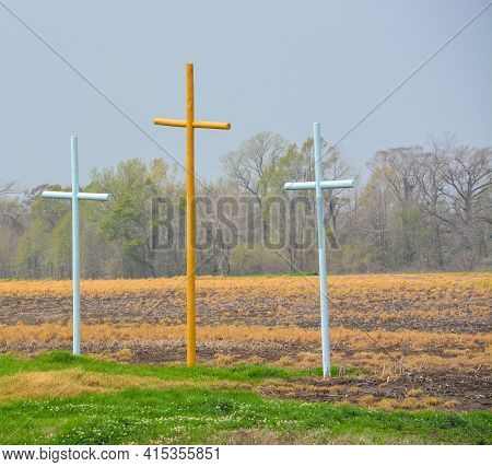 Through The Cross,  Jesus Has Brought Us Salvation. We Are Saved And Have Eternal Life In Heaven. Th