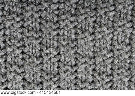 Woolen Knitted Texture, Woolen Fabric Close Up