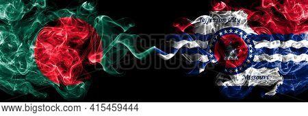 Bangladesh, Bangladeshi Vs United States Of America, America, Us, Usa, American, Jefferson City, Mis