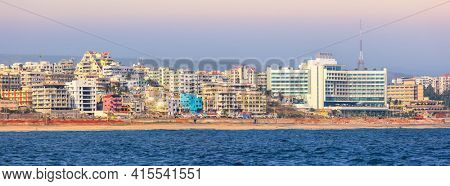 Visakhapatnam, INDIA - December 7 :Visakhapatnam is most populous city in bifurcated state of Andhra Pradesh in India.
