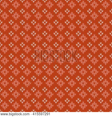 Abstract Seamless Pattern, Imitation Knitwear, For Texture, Textiles, Packaging, And Simple Backgrou