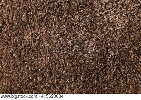 Brown Terry Cloth, Backdrop. Terry Towel Texture, Macro