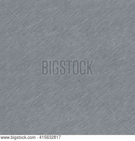 Brushed Metal Background Texture. Metallic Steel Plate. Sheet Metal  Silver. Seamless Texture