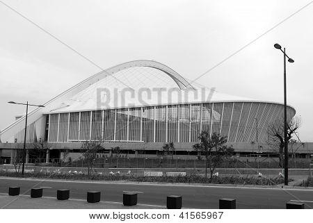 Moses Mabhida stadium of Durban