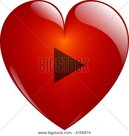 Play. Glassy Heart.