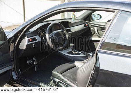Luxury Car Interior 2