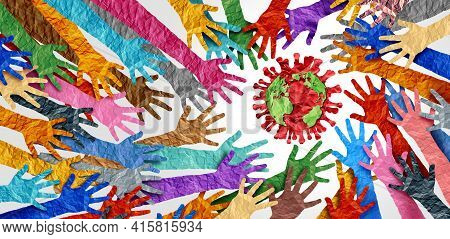 World Health Coronavirus Outbreak And International Public Infectious Disease And Global Deadly Viru