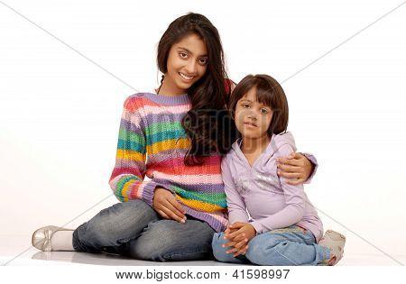 Loving Indian Sisters