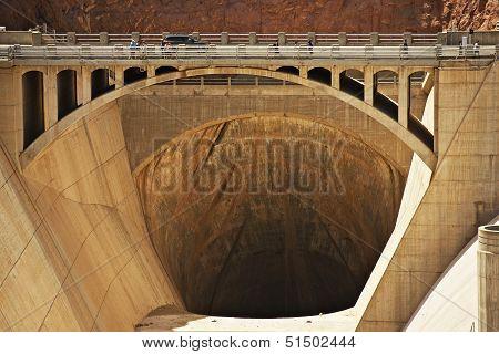 Spillway Inlet Hoover Dam