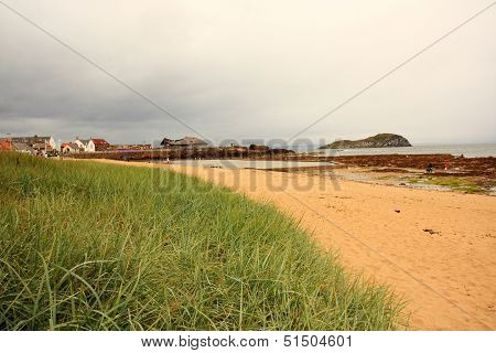 The Beach At North Berwick, East Lothian