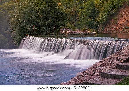 Relaxing Waterfall