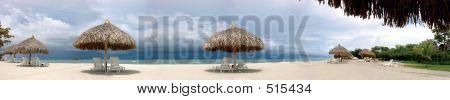 Panoramic Beach In Panama