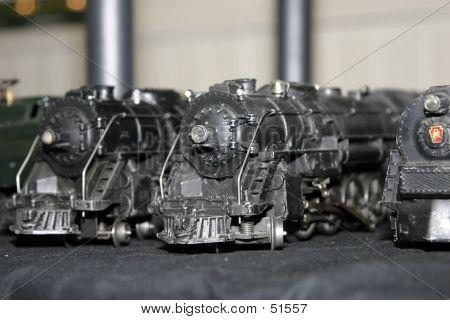 MODEL TRAINS 2