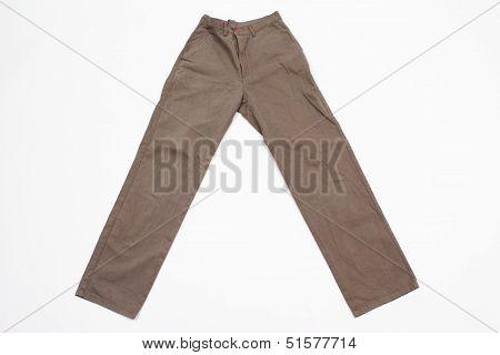 Winter Male Pants