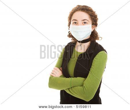 Epidemic - Teen Girl