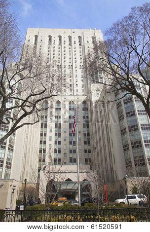 New York Presbyterian Weill Cornell Medical Center in Manhattan