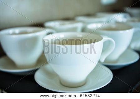 Hotel Lounge Coffee Cups