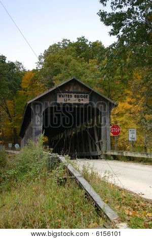 Whites Covered Bridge
