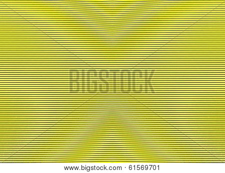 Optical Illusion.yellow Striped Abstract Background.