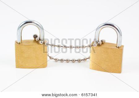 Padlocks With Chain