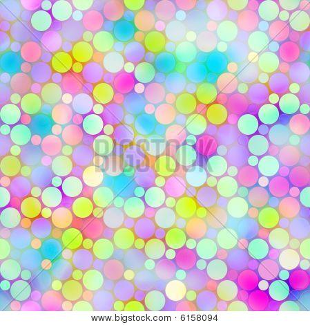 Festive Bubbles Pattern
