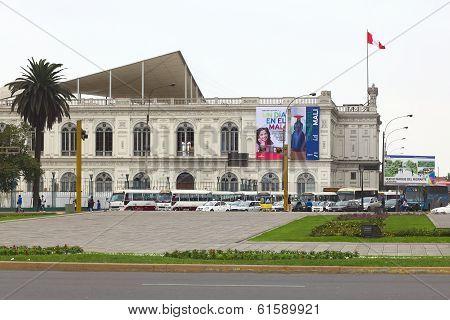 MALI, the Art Museum of Lima