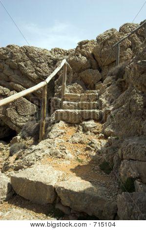 Stone Steps A