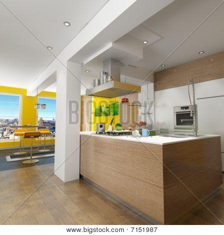 Impressive Kitchen