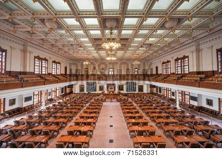 Texas State Capitol House Of Representatives, Austin, Texas