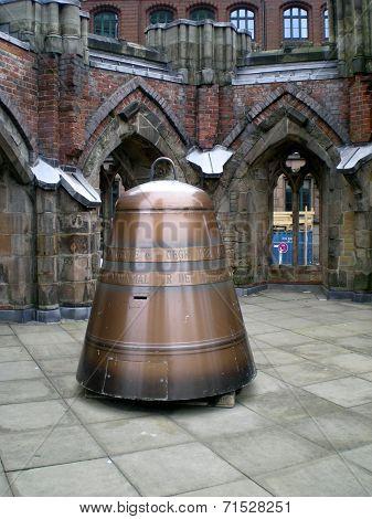 St. Nikolay's church, Hamburg Germany