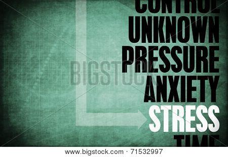 Stress Core Principles as a Concept Abstract poster