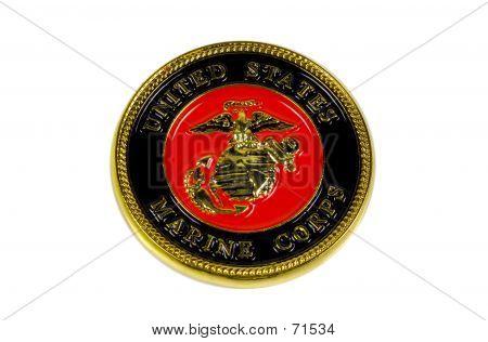 US Marine Corp Badge