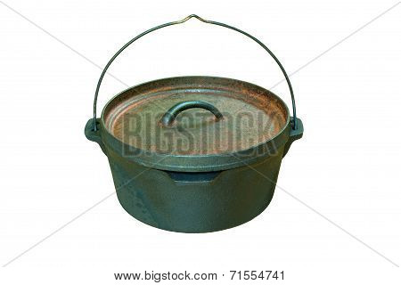 Dutch Oven Casserole Pan