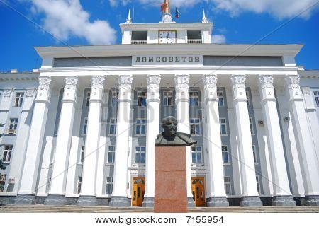 House of Soviets, Tyraspol, Transnistria