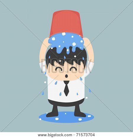 Ice Bucket Challenge Business Eps.10