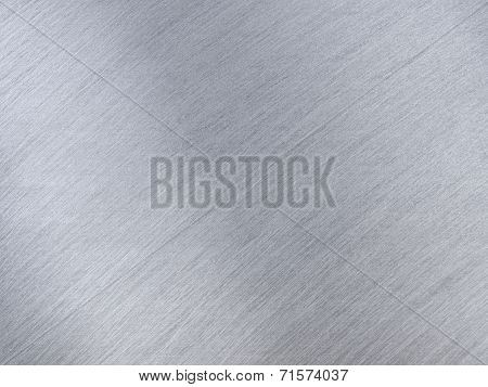 Light Grey Metal Textures With Reflection Stripes