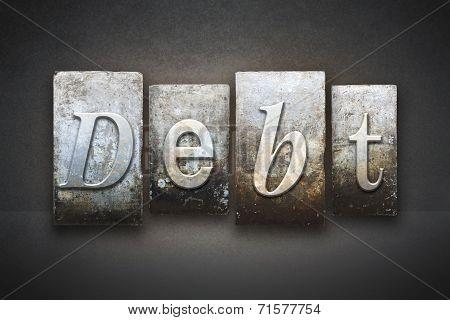 Debt Letterpress