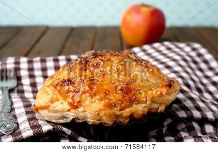 Danish Pastries, Apple Pie