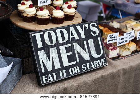 Todays Menu Eat
