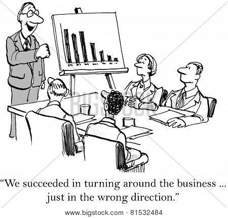 Business Needs a Turnaround