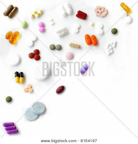 Pills mix