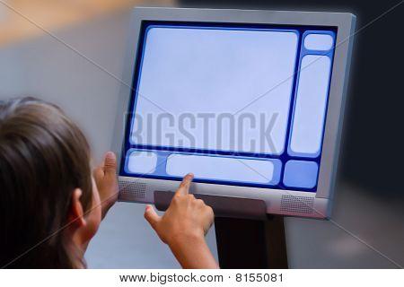 Child Computer Interface