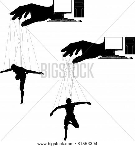Computer Marionettes