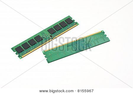 A Pair Of Computer Memory Sticks