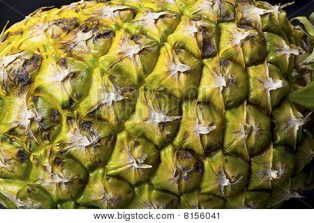 Pineapple Skin Close