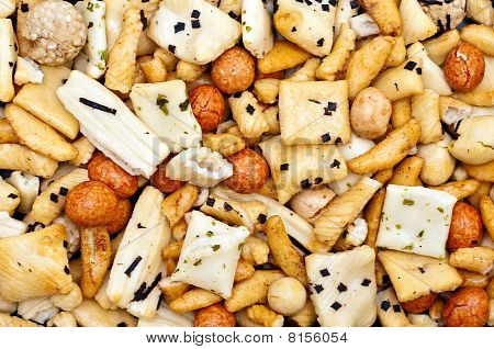 Rice Crackers