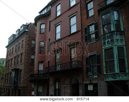 Windows of Beacon HIll